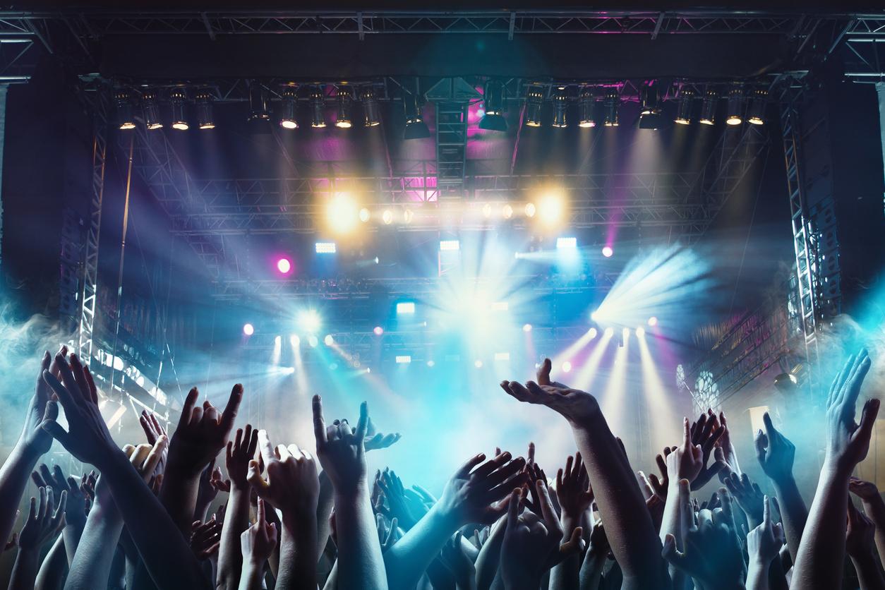 Live musik til fest